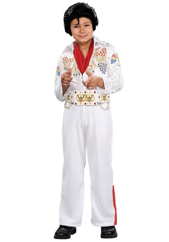 Deluxe Toddler Elvis Costume - Child Elvis Presley Costumes for Kids