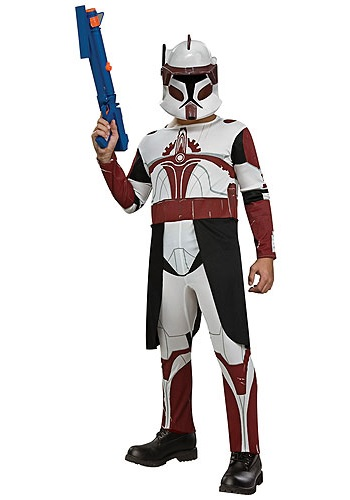Kid's Commander Fox Costume