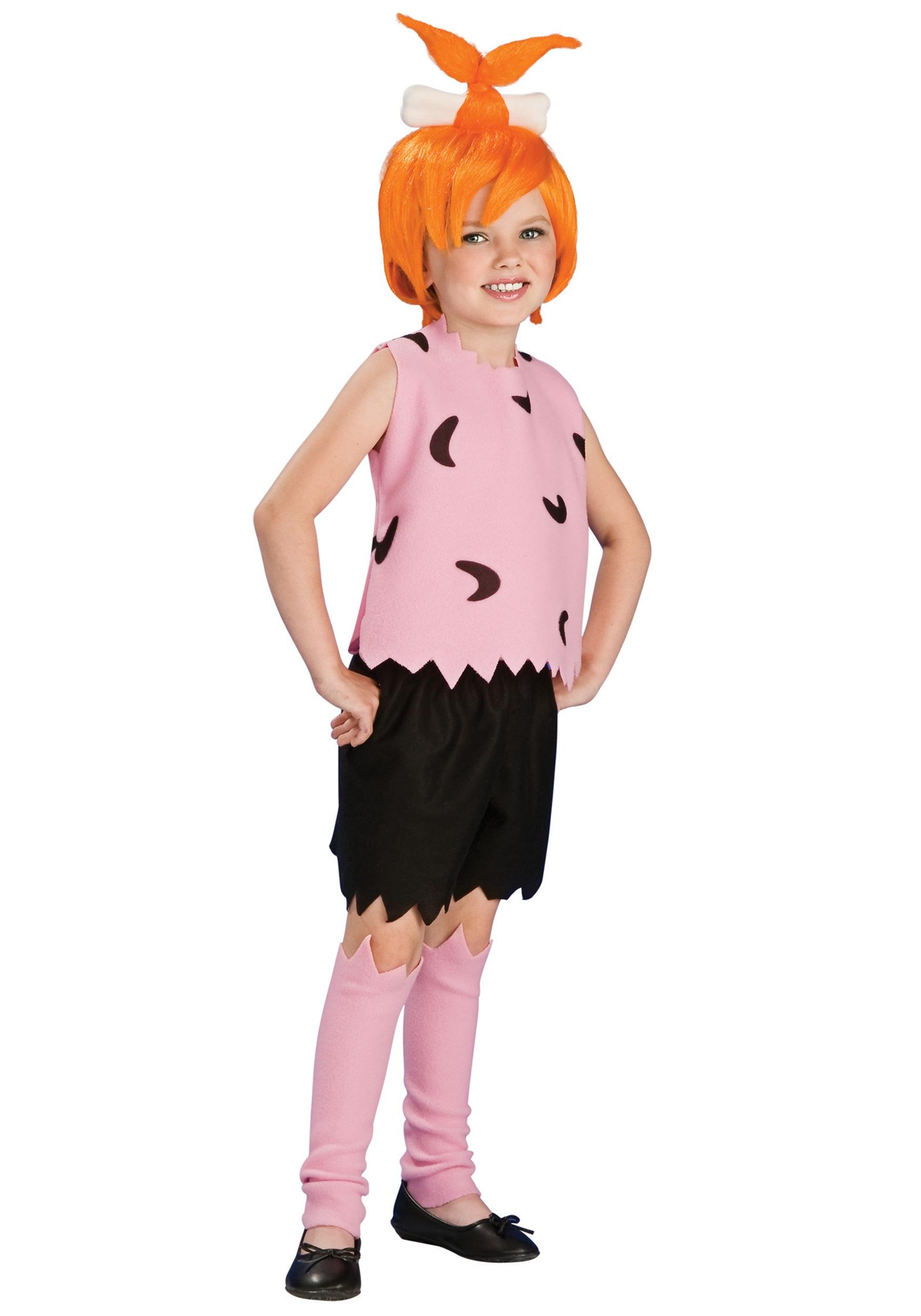adult costume Pebbles