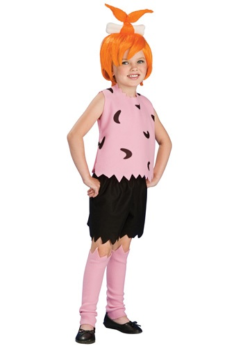 Child Pebbles Costume RU883736-L