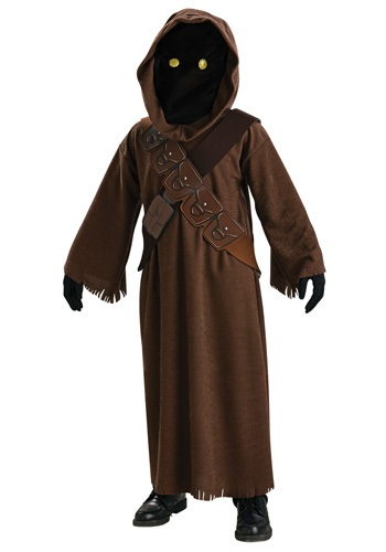 Child Jawa Costume By: Rubies Costume Co. Inc for the 2015 Costume season.