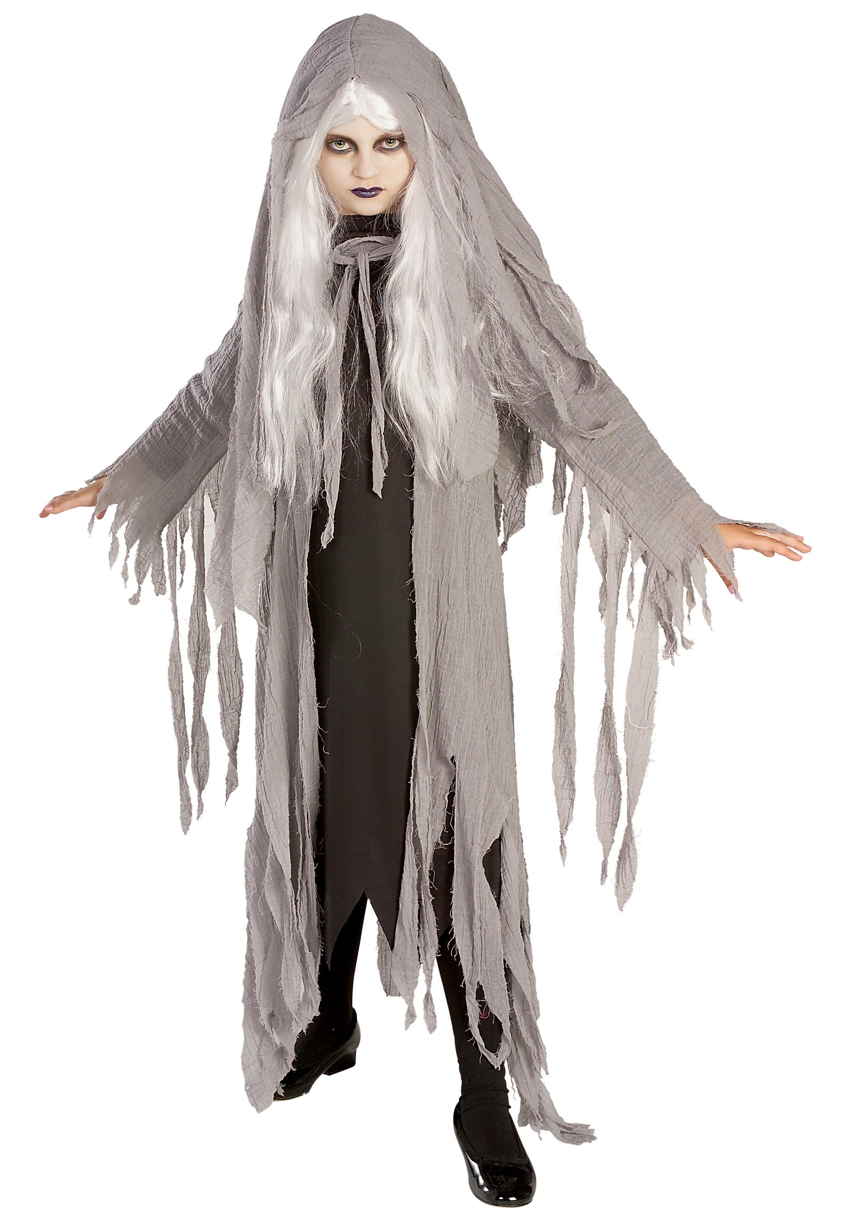 sc 1 st  Halloween Costumes & Child Midnight Ghost Costume