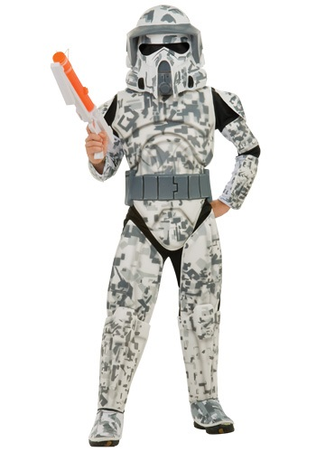 Kids Deluxe ARF Trooper Costume By: Rubies Costume Co. Inc for the 2015 Costume season.