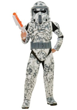 Kids Deluxe ARF Trooper Costume