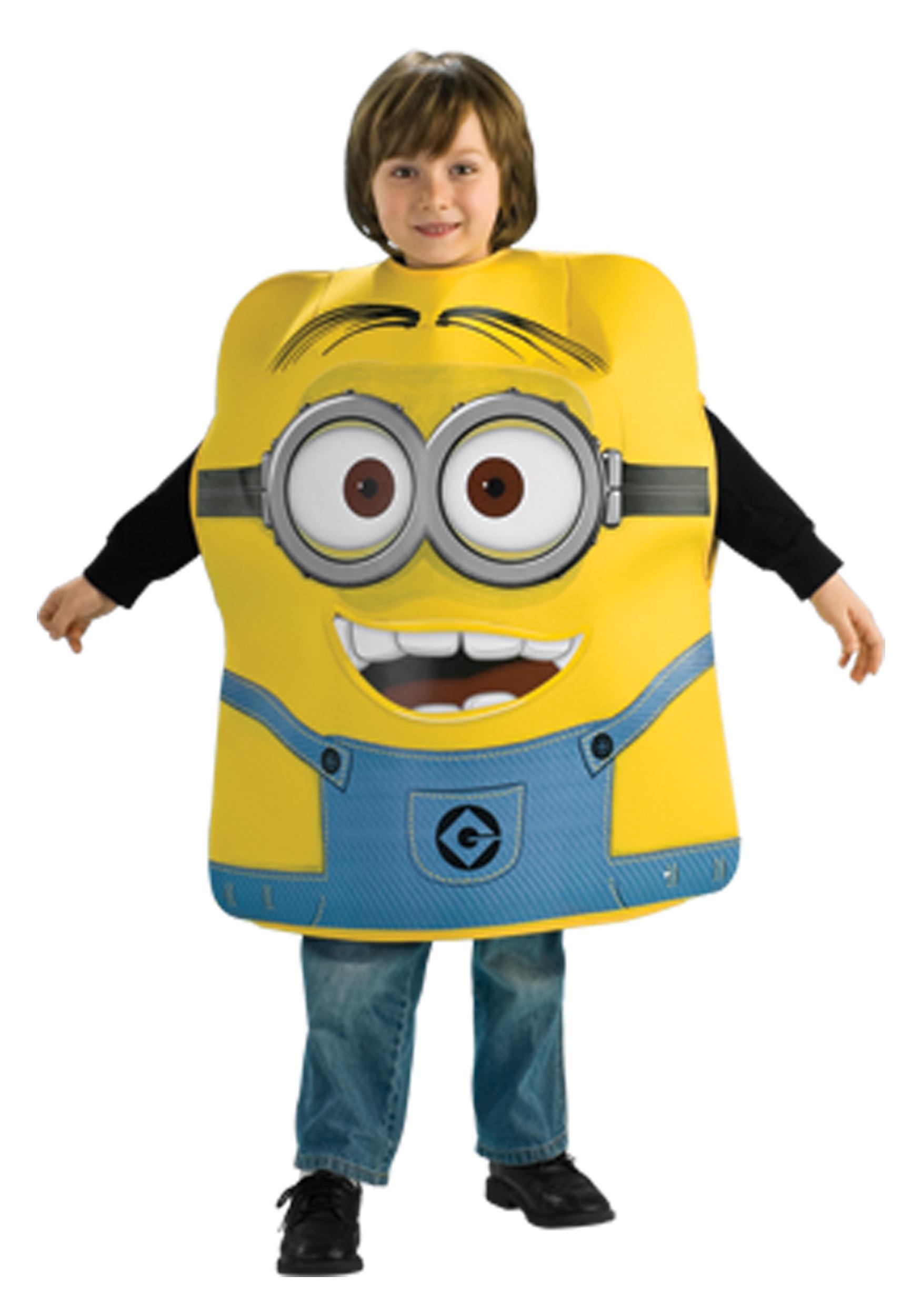 8c94f95e4 Minion Halloween Costume For Kids & Sc 1 St Halloween Costumes