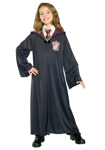 Click Here to buy Kids Hermione Granger Costume from HalloweenCostumes, USA Funds & Shipping