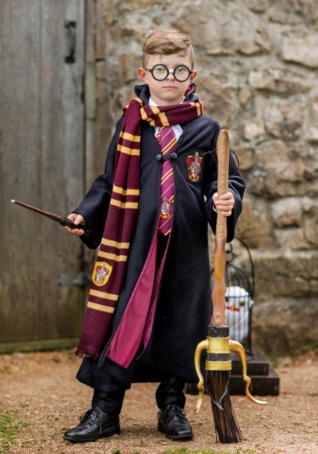 Child Deluxe Harry Potter Costume By: Rubies Costume Co. Inc for the 2015 Costume season.