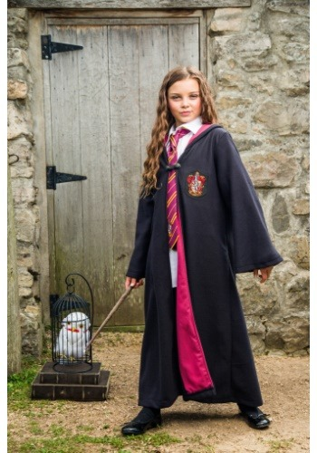 Child Deluxe Gryffindor Robe1