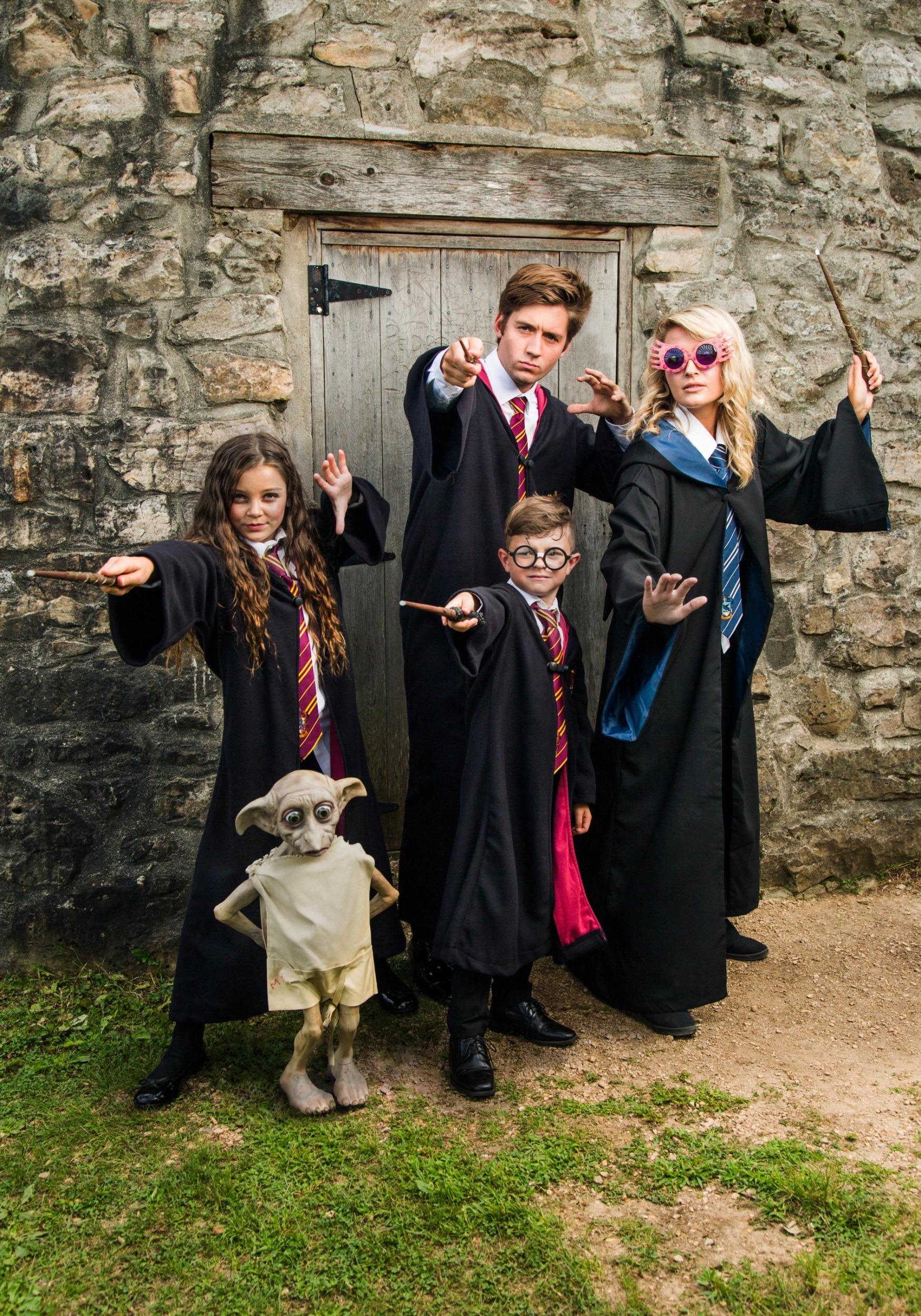 1eb3f323cb Child Deluxe Gryffindor Robe