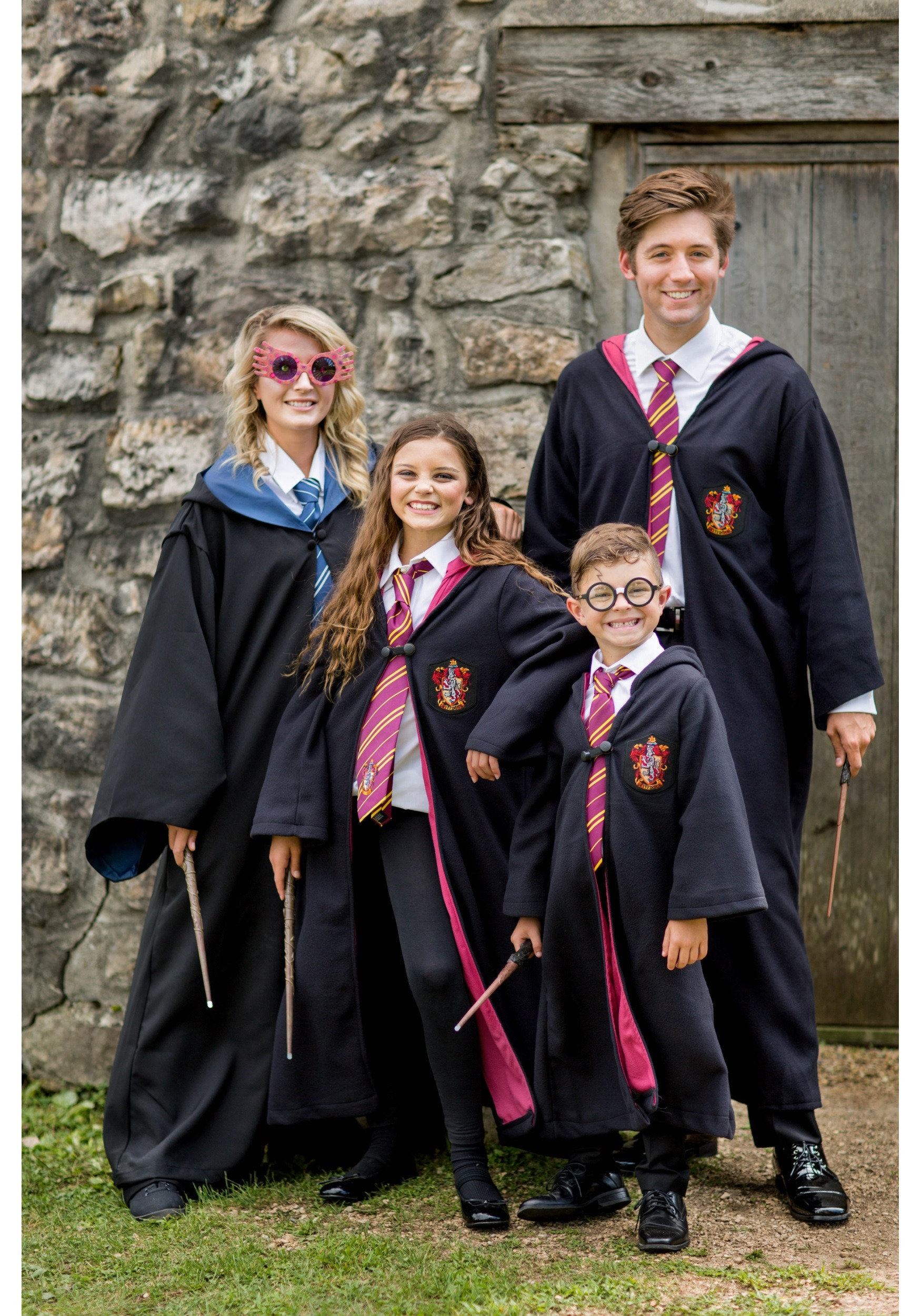 Child Deluxe Hermione Girls Costume