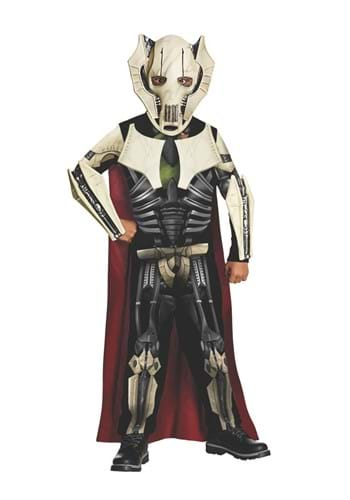 Boys General Grievous Costume By: Rubies Costume Co. Inc for the 2015 Costume season.