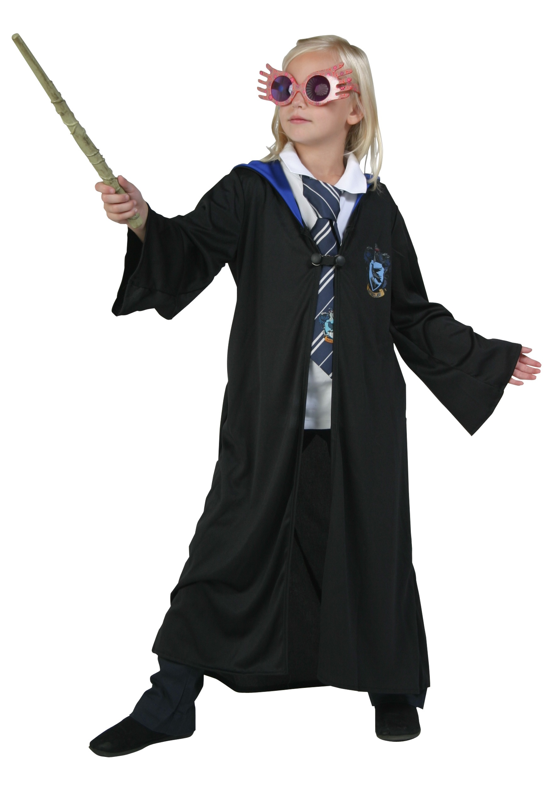 Harry potter costumes accessories halloweencostumes child luna lovegood costume solutioingenieria Images