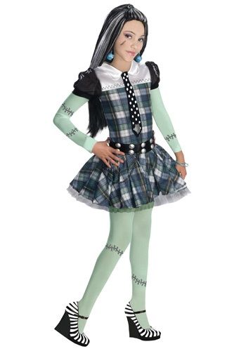 Frankie Stein Monster High Costume
