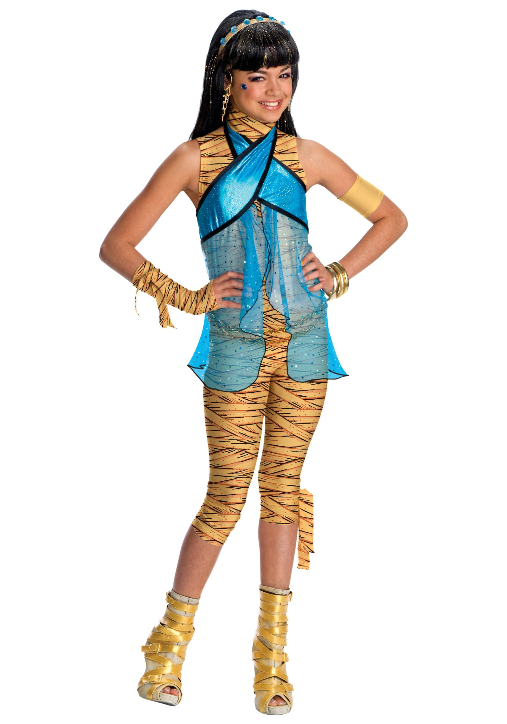 sc 1 st  Halloween Costumes & Cleo de Nile Costume
