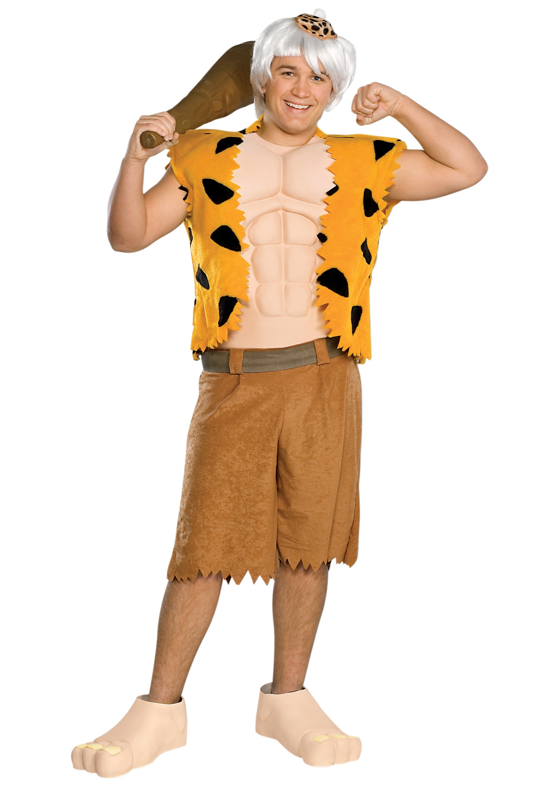 Adult flintstone costume