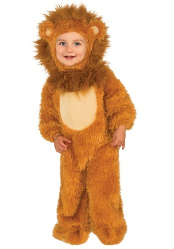 Click Here to buy Baby Lion Cub Costume from HalloweenCostumes, USA Funds & Shipping