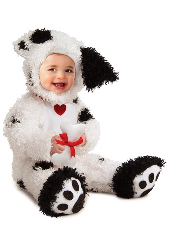 Click Here to buy Baby Dalmatian Costume from HalloweenCostumes, USA Funds & Shipping