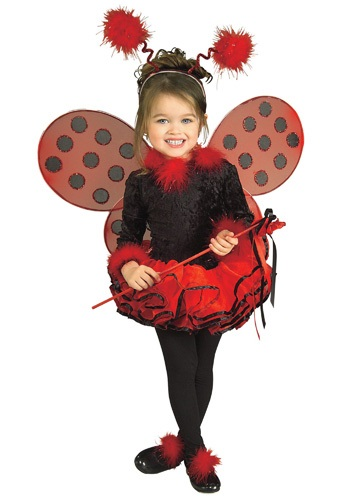 Deluxe Toddler Ladybug Costume By: Rubies Costume Co. Inc for the 2015 Costume season.