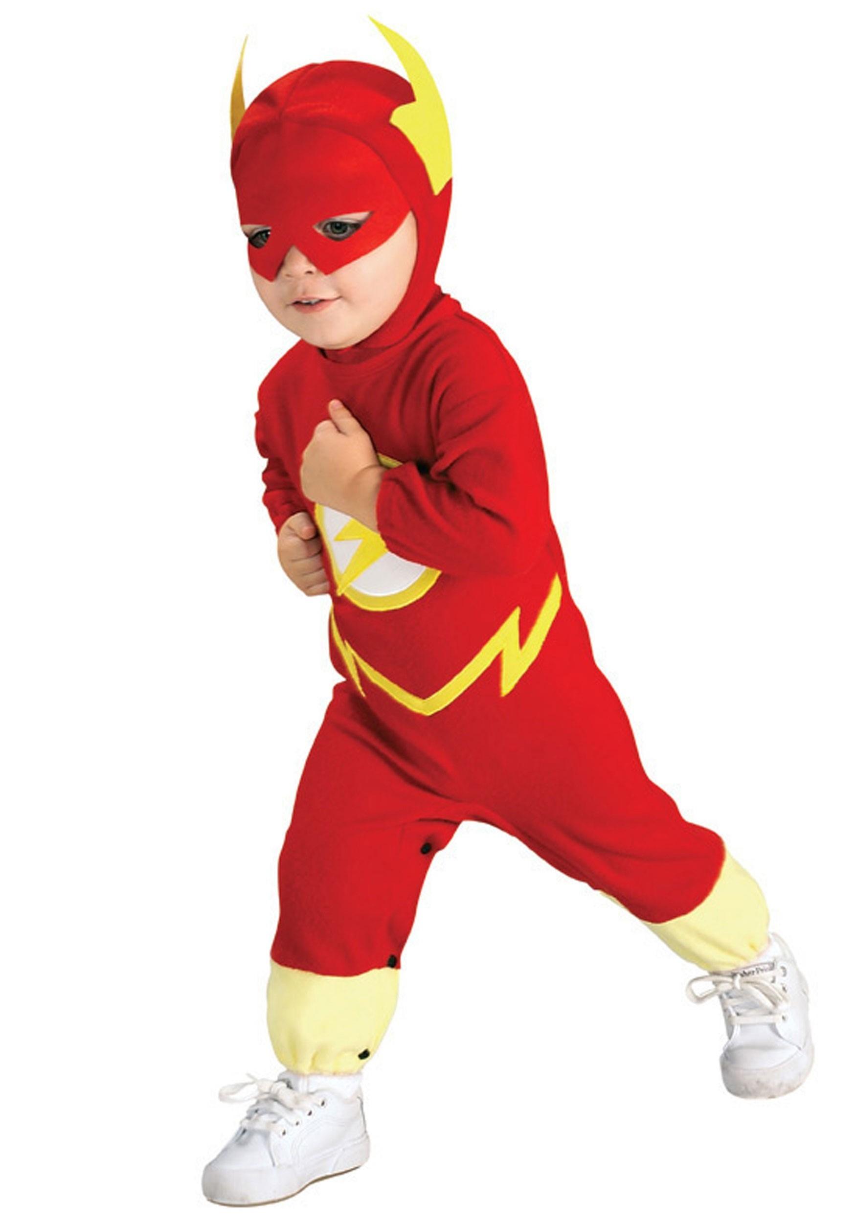 Flash Costume Adult Kid Flash Halloween Costumes Halloween Costumes