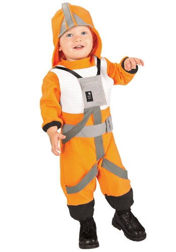 Toddler X-Wing Fighter Pilot Costume By: Rubies Costume Co. Inc for the 2015 Costume season.