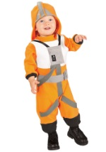 Toddler X-Wing Fighter Pilot Costume