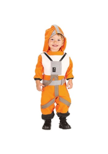 Toddler X-Wing Fighter Pilot Costume RU885308-TD