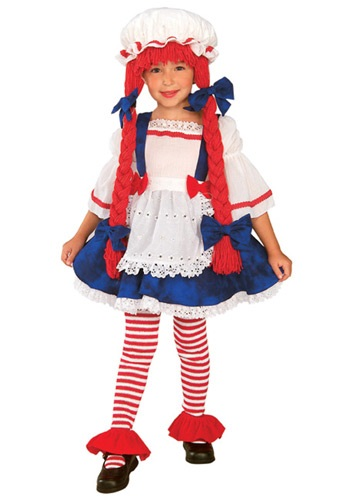 Toddler Rag Doll Costume By: Rubies Costume Co. Inc for the 2015 Costume season.
