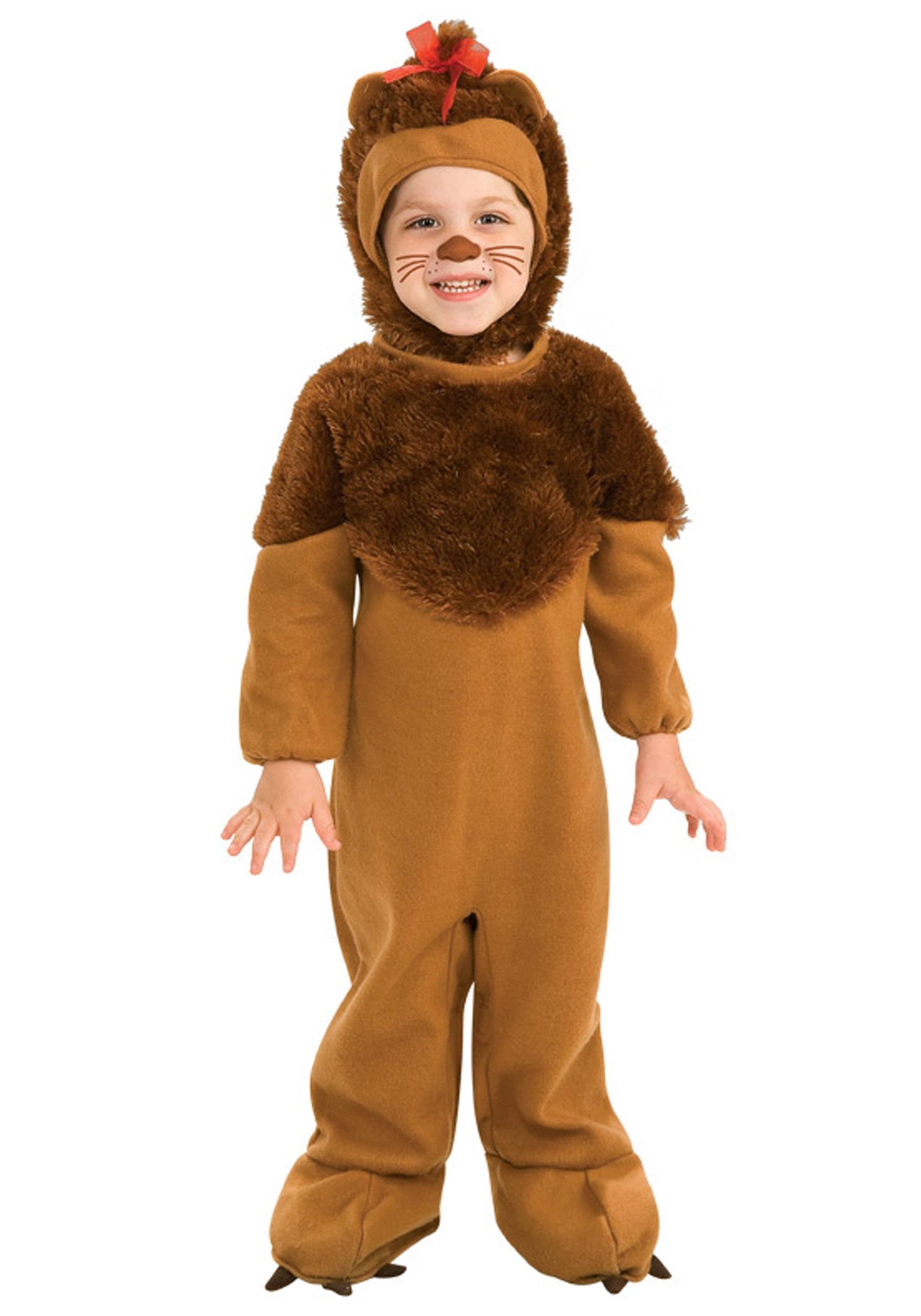 Wizard of Oz Cowardly Lion Costumes - HalloweenCostumes.com
