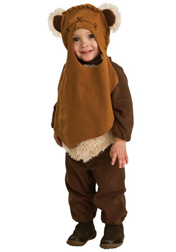 Toddler Ewok Costume By: Rubies Costume Co. Inc for the 2015 Costume season.