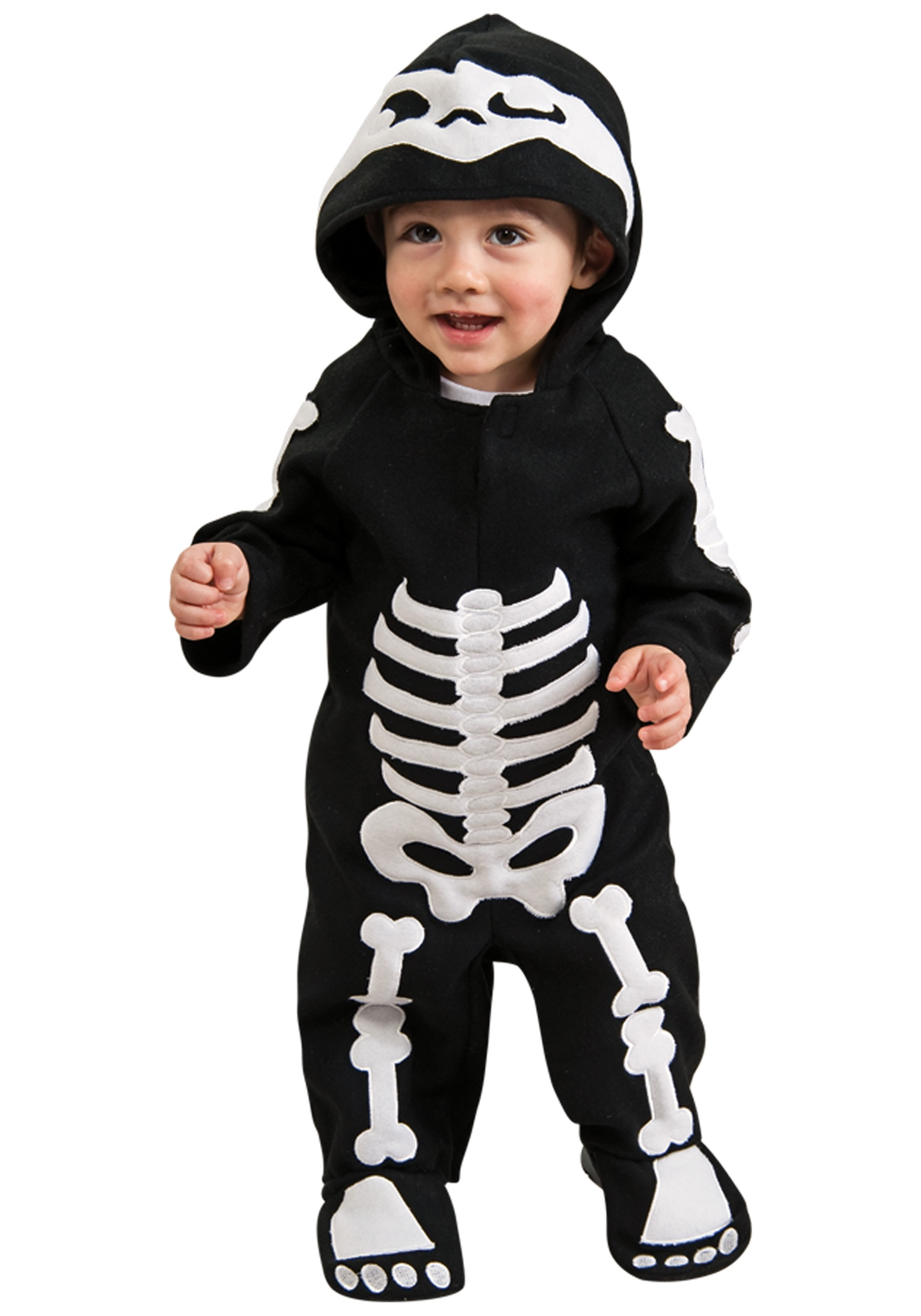 infant toddler skeleton costume - Skeleton Halloween Costume For Kids