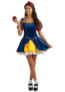 Teen Snow White Costume
