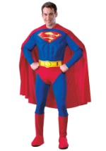Adult Superman Movie Comic Costume