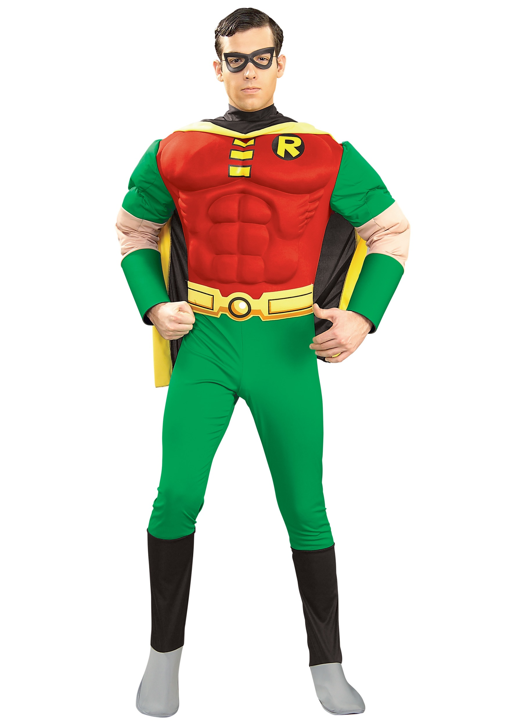 Adult batman and robin costume