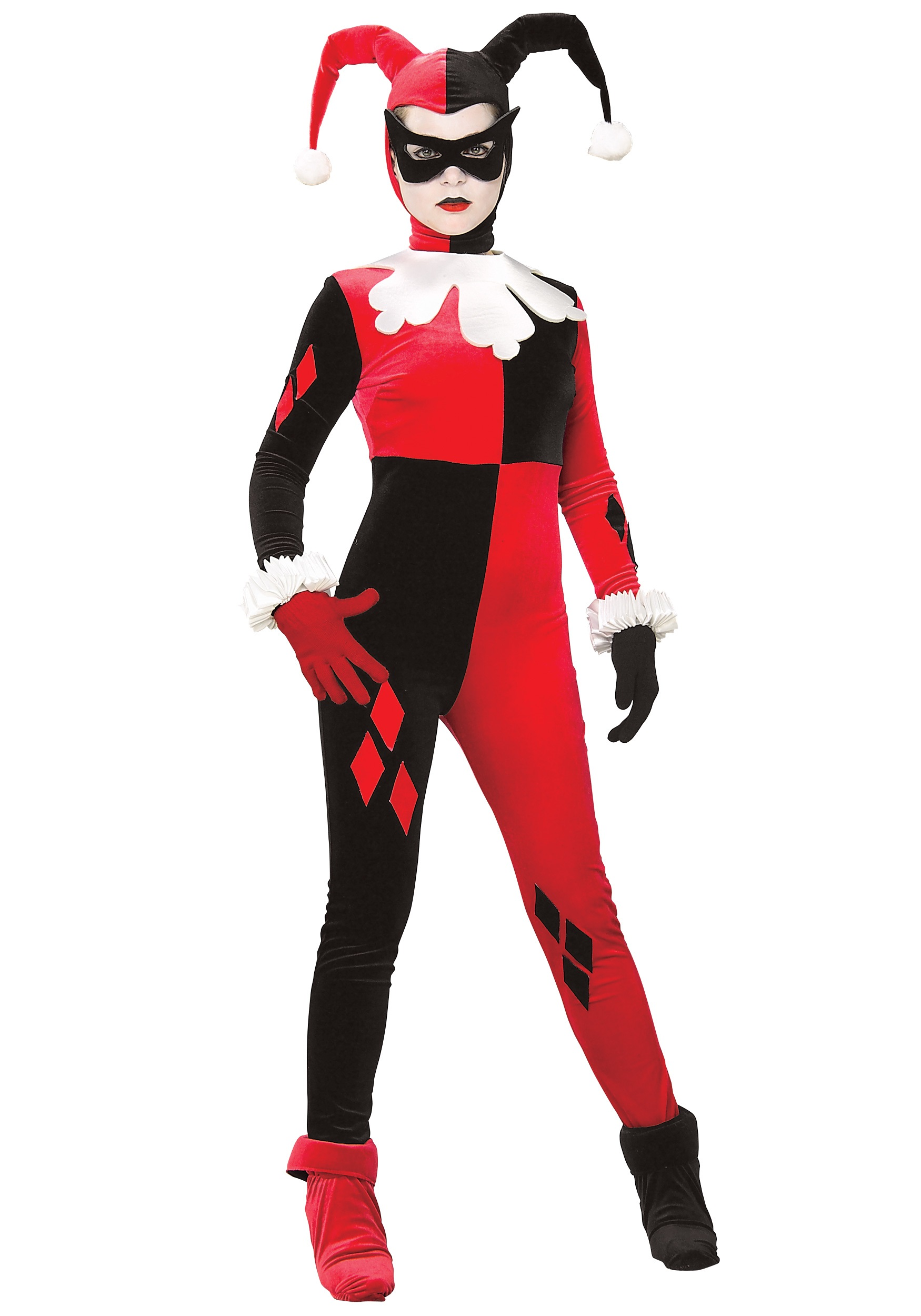Adult Harley Quinn Costume