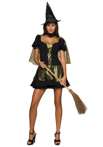 Image of Wicked Witch of the West Sexy Costume