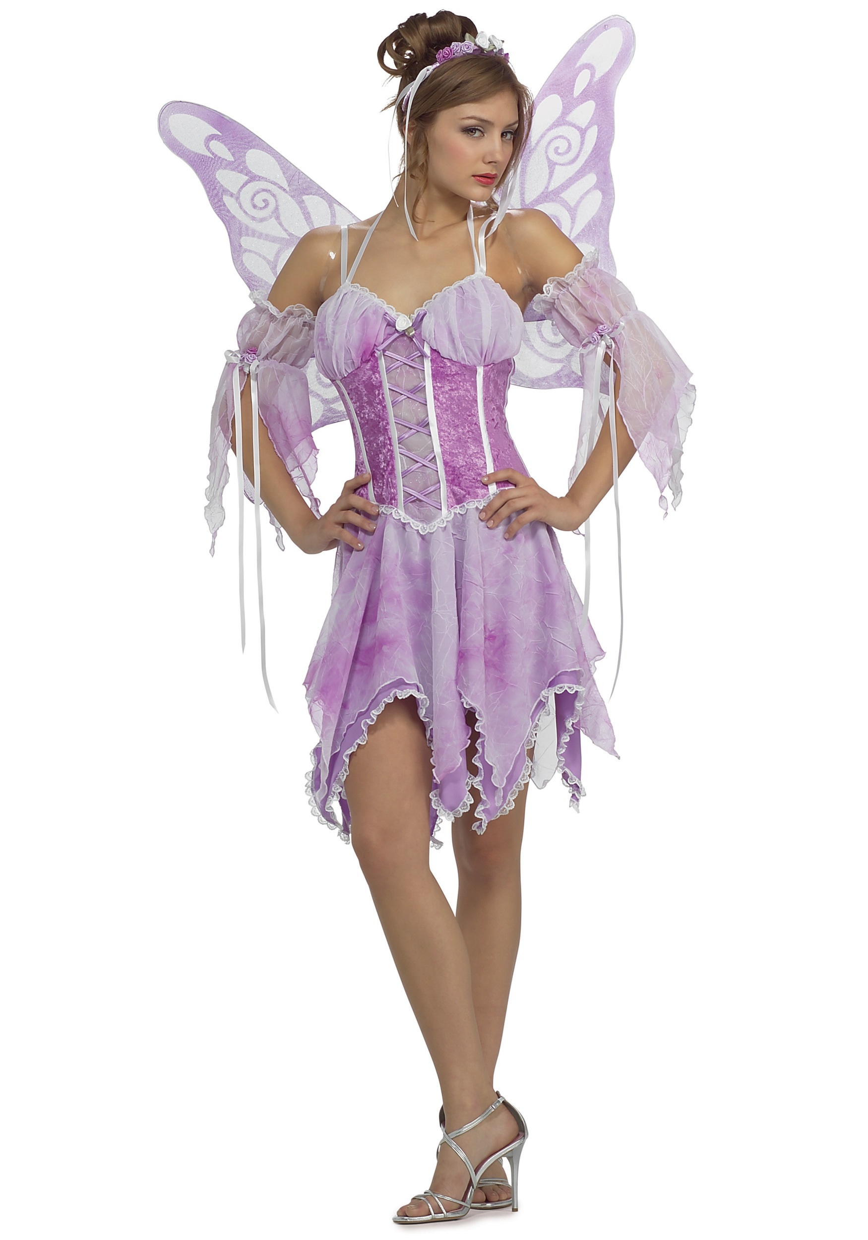 sc 1 st  Halloween Costumes & Womenu0027s Fairy Costume