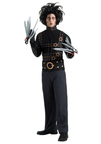 Adult Edward Scissorhands Costume By: Rubies Costume Co. Inc for the 2015 Costume season.