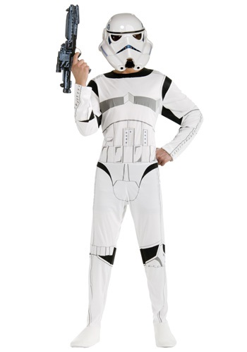 Click Here to buy Imperial Stormtrooper Adult Costume from HalloweenCostumes, USA Funds & Shipping