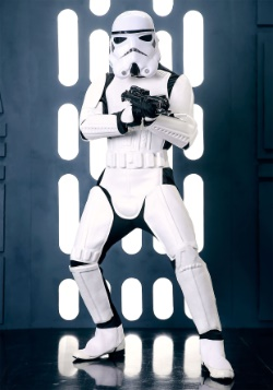 Star Wars Adult Realistic Stormtrooper Costume
