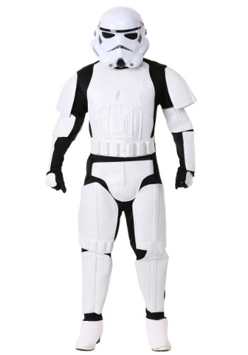 Click Here to buy Realistic Stormtrooper Costume from HalloweenCostumes, USA Funds & Shipping