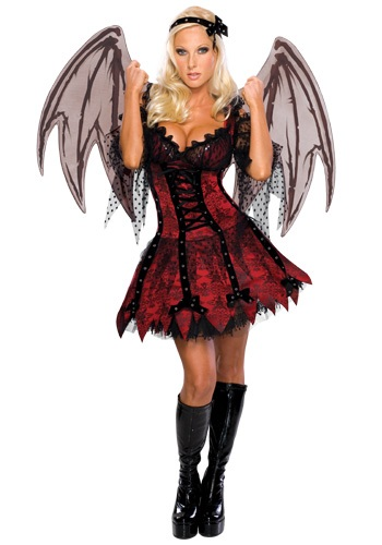 Gothic Fairy Costume By: Rubies Costume Co. Inc for the 2015 Costume season.
