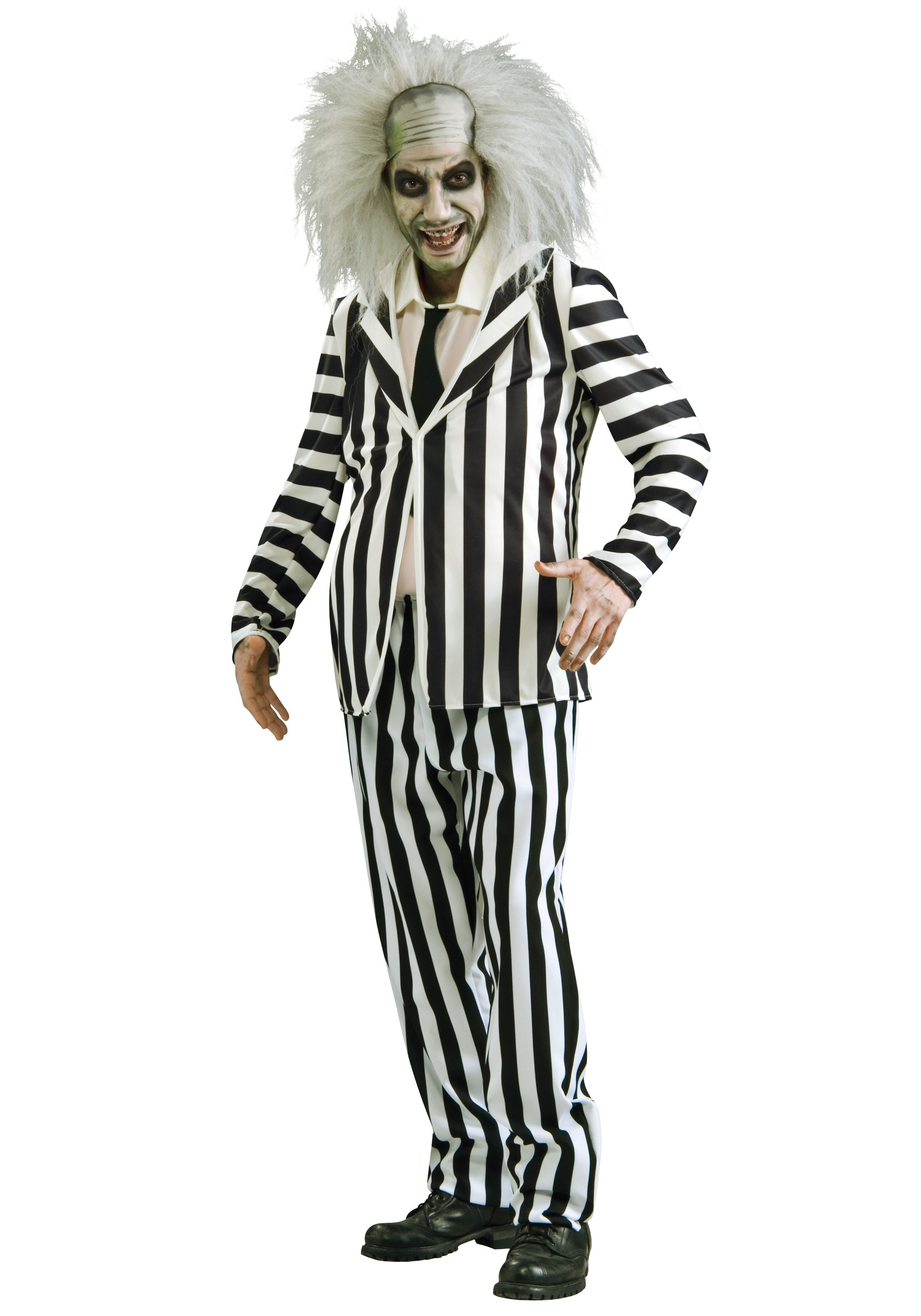 sc 1 st  Halloween Costumes & Adult Beetlejuice Costume