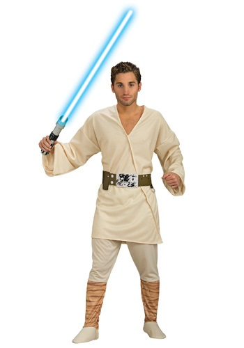 Luke Skywalker Adult Costume By: Rubies Costume Co. Inc for the 2015 Costume season.