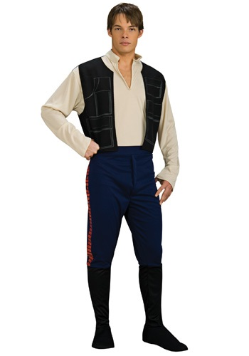 Han Solo Adult Costume By: Rubies Costume Co. Inc for the 2015 Costume season.