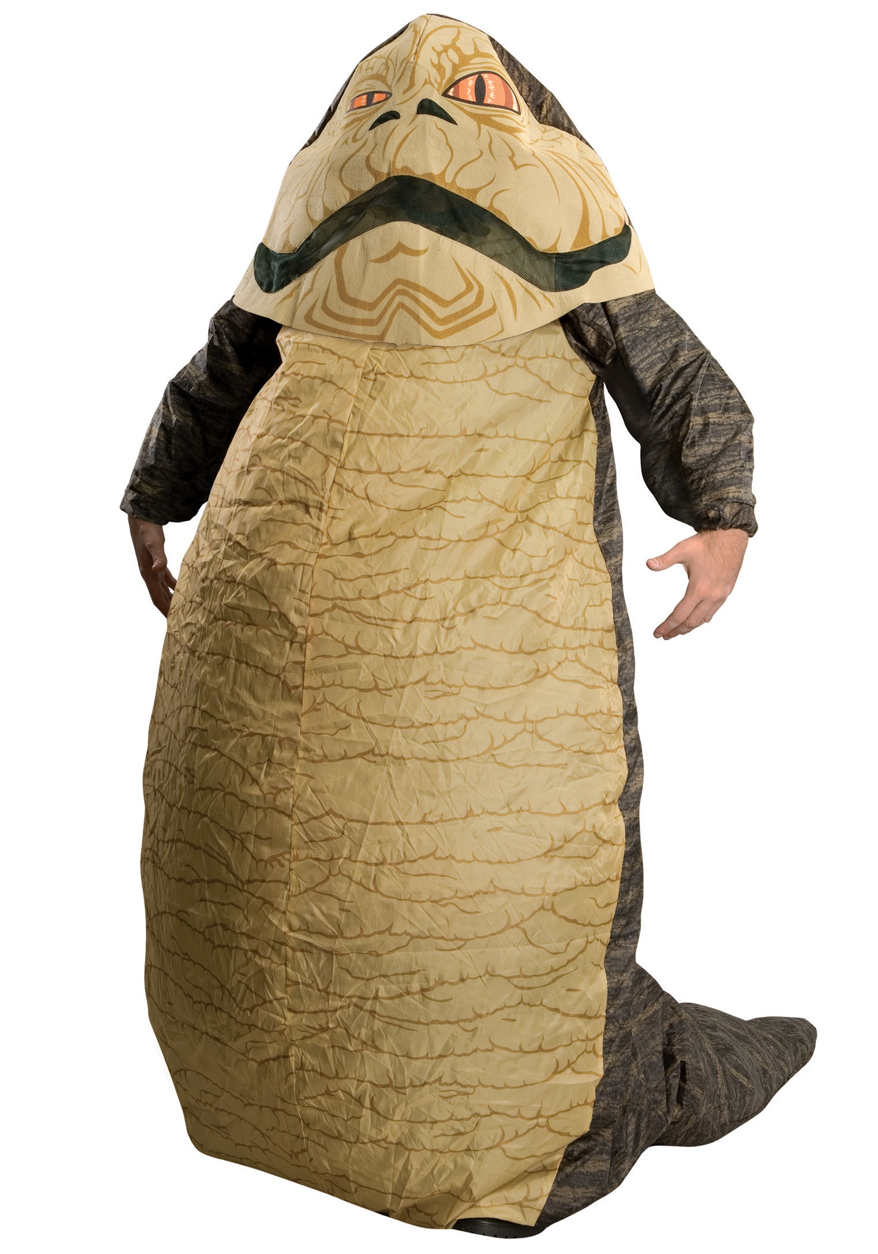 Adult Jabba the Hutt Costume Jabba The Hutt Costume For Dogs