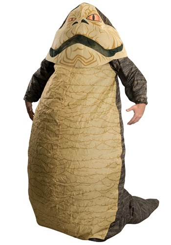 Click Here to buy Adult Jabba the Hutt Costume from HalloweenCostumes, USA Funds & Shipping