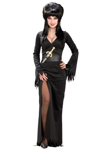 Sexy Elvira Halloween Costumes