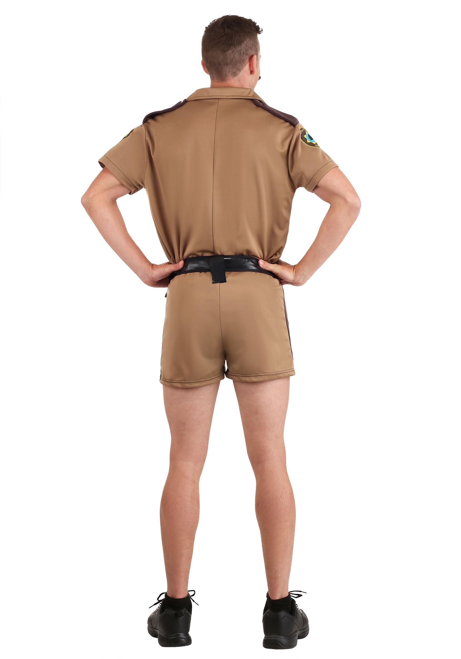 Reno 911 Halloween Costume.Lt Dangle Costume
