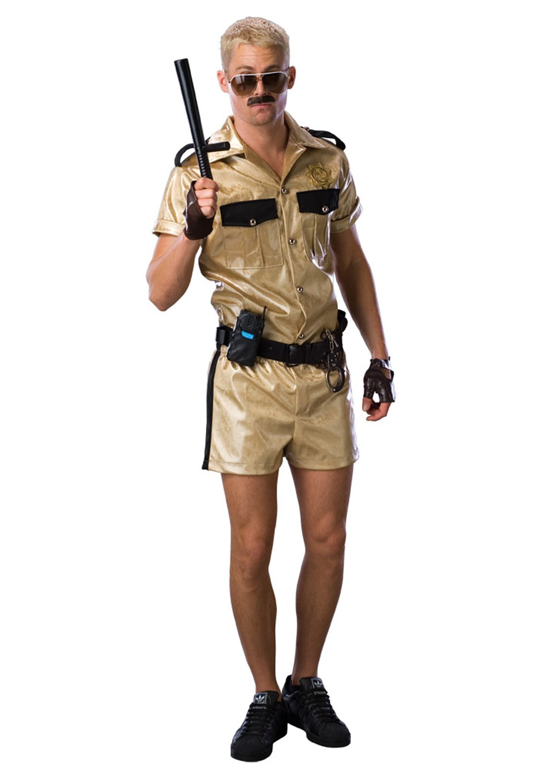 deluxe reno 911 lt dangle costume. Black Bedroom Furniture Sets. Home Design Ideas