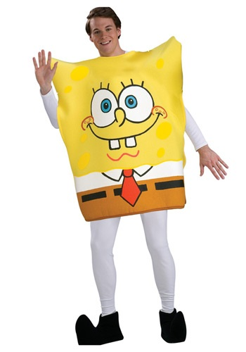 Adult SpongeBob SquarePants Costume By: Rubies Costume Co. Inc for the 2015 Costume season.